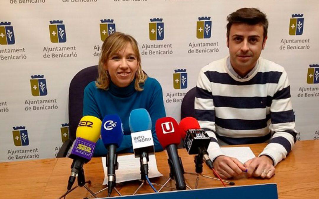 Benicarló estrena una aplicació mòbil per a comunicar incidències en la via pública
