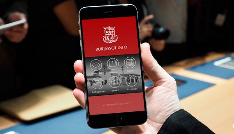 El ayuntamiento de Burjassot elige la aplicación móvil de Esveu como herramienta participativa para sus vecinos.