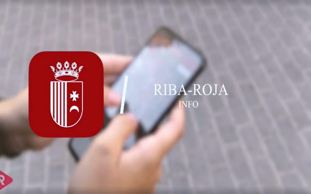 Nuevo módulo de movilidad en la App RIBA-ROJA INFO